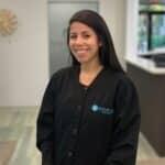 Dental assistant Angie portrait