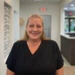 Dental Assistant Tina Portrait